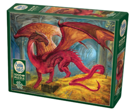Puzzel - Red Dragon's Treasure - Ciruelo