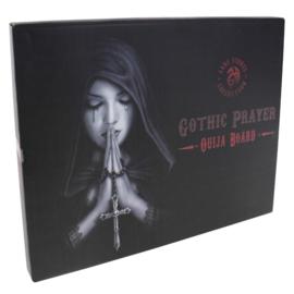 Spirit Board - Gothic Prayer - Anne Stokes - 30,5x39cm