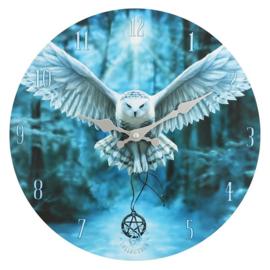 Wandklok - Awake Your Magic - Anne Stokes