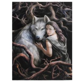 Canvas - Soul Bond - Anne Stokes