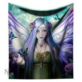 Fleece deken - Mystic Aura - Anne Stokes