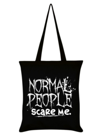 Tote bag - Normal People Scare Me