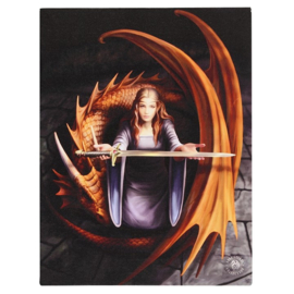 Canvas - The Truth - Anne Stokes
