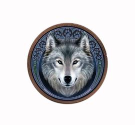 Anne Stokes - Lunar Wolf - Coin purse
