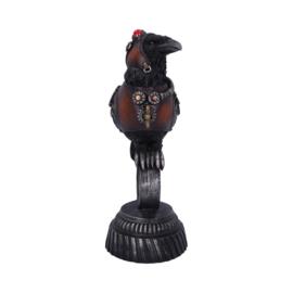 Beeld - Rivet Raven - 24cm
