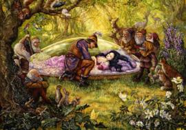 Puzzel - Snow White - Josephine Wall