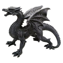 Beeld 49cm - Dragon Watcher - Alator Giftware