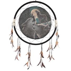 Dromenvanger 60cm - Wolf Song - Lisa Parker