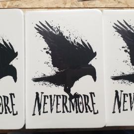 Notitieboek - Nevermore - A5