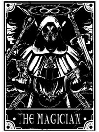 Mini poster - Deadly Tarot - The Magician