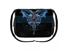 Messenger Bag - Dragon Duo - Anne Stokes