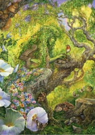 Puzzel - Forest Protector - Josephine Wall