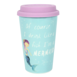 Travel mug - Mermaid
