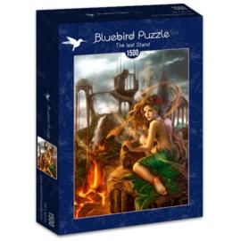 Puzzel - The last Stand - Cris Ortega