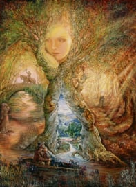 Puzzel - Willow World - Josephine Wall