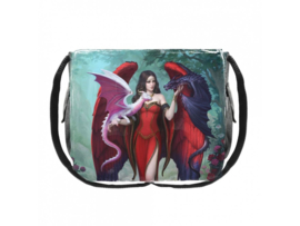 Messenger Bag - Dragon Mistress - James Ryman