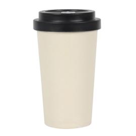 Travel mug - Not a Morning Person - Bamboo