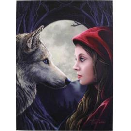 Canvas 50x70cm  - Moonstruck - Lisa Parker