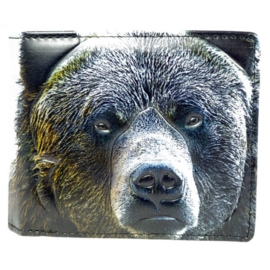 Portemonnee - Portrait of a Bear - Shagwear