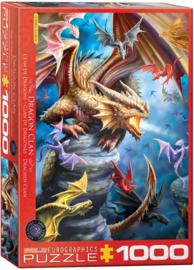 Puzzel - Dragon Clan - Anne Stokes
