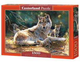 Puzzel - Grace under Pressure - Castorland