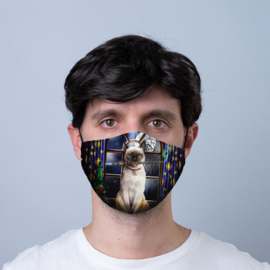 Mondmasker - Hocus Pocus - Lisa Parker
