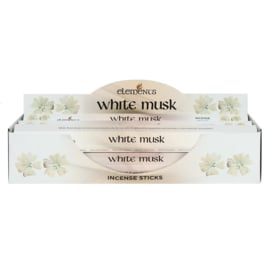 Wierook - White Musk - Elements