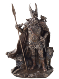 Odin - God van wijsheid - 25cm