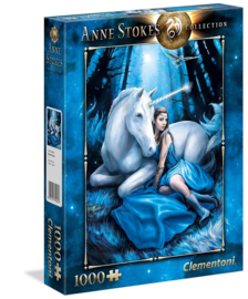 Puzzel - Blue Moon - Anne Stokes