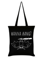 Tote bag - Cute bat Wanna Hang