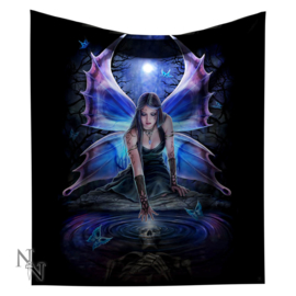 Fleece deken Immortal Flight - Anne Stokes