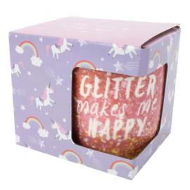 Mok Glitter makes me happy