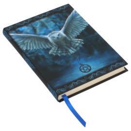 Embossed Journal Awaken Your Magic - Anne Stokes