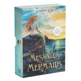 Messages from the Mermaids - Tarot kaarten