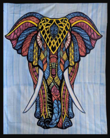 Bedsprei / wandkleed - Elephant