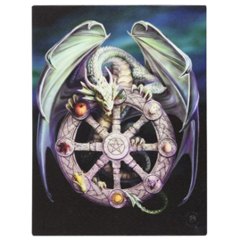 Canvas - Wheel of the Year - Anne Stokes
