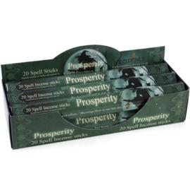 Wierook - Prosperity Spell - Lisa Parker