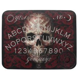 Spirit Board - Oriental Skull - Anne Stokes - 30,5x39cm