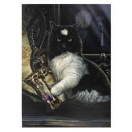 Canvas 50x70cm  - Time's Up - Lisa Parker