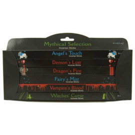 Wierook - Mythical incense gift pack - Stamford