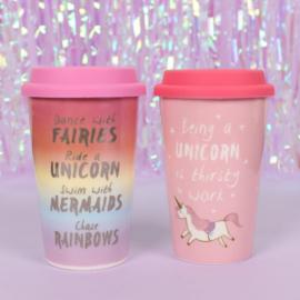 Travel mug - Rainbow