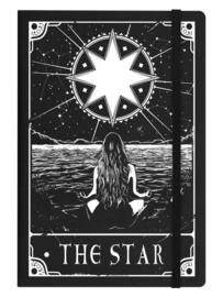 Notitieboek - Deadly Tarot - The Star - A5