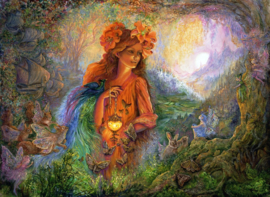 Puzzel - Lighting the Way - Josephine Wall