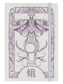 Notitieboek - Cryptic Moth - A5