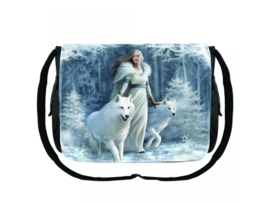 Messenger Bag - Winter Guardians - Anne Stokes