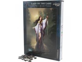 Puzzel - Lady of the Lake - James Ryman