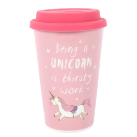 Travel mug - Unicorn