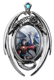 Look To The East Cameo - Ketting - Anne Stokes