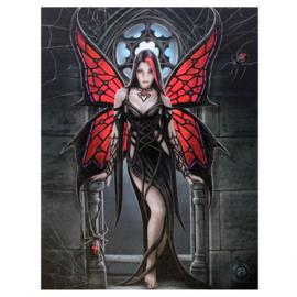 Canvas - Arachnafaria - Anne Stokes