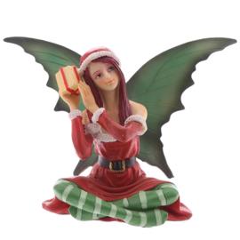 Beeld - Secret Santa Christmas Fairy  - Natasha Faulkner